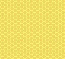 Honeycomb Pattern by Vicki Field