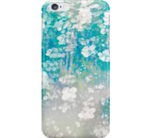 Spring In The Forest iPhone Case/Skin