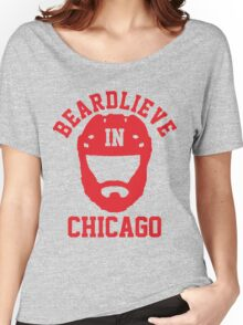 Beardlieve In Chicago Women's Relaxed Fit T-Shirt