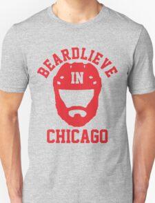 Beardlieve In Chicago Unisex T-Shirt