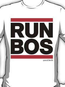 Run Boston BOS (v1) T-Shirt