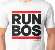 Run Boston BOS (v1) Unisex T-Shirt