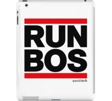 Run Boston BOS (v1) iPad Case/Skin
