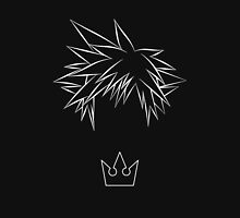 Minimal Sora from Kingdom Hearts Unisex T-Shirt
