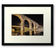 Cullen Viaduct Framed Print