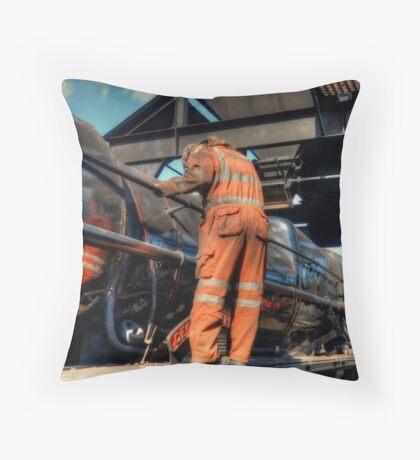 Grosmont Throw Pillow