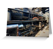 George Stephenson Greeting Card