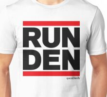 Run Denver DEN (v1) Unisex T-Shirt