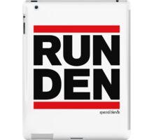Run Denver DEN (v1) iPad Case/Skin
