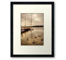 Coniston Water Framed Print
