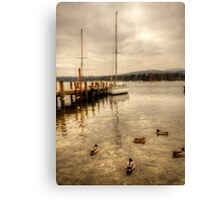 Coniston Water Canvas Print