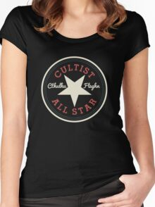 Cthulhu Cultist All Star Women's Fitted Scoop T-Shirt