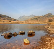 Blea Tarn by Stephen Smith