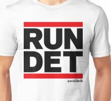 Run Detroit DET (v1) Unisex T-Shirt