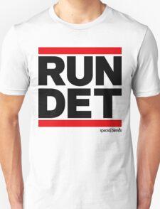 Run Detroit DET (v1) T-Shirt