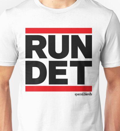 Run Detroit DET (v1) Unisex T-Shirt