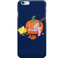 Pumpkin Gutz iPhone Case/Skin