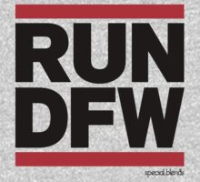 Run Dallas-Ft. Worth DFW (v1) Kids Clothes