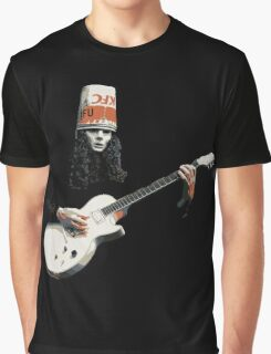 Buckethead Graphic T-Shirt