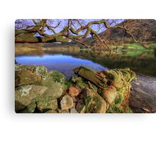 Rydal Water Canvas Print