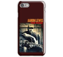 Aaron Lewis the road tour 2016 AM1 iPhone Case/Skin
