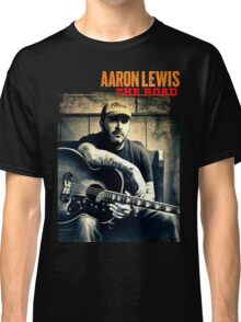 Aaron Lewis the road tour 2016 AM1 Classic T-Shirt