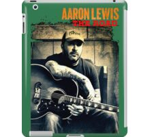 Aaron Lewis the road tour 2016 AM1 iPad Case/Skin