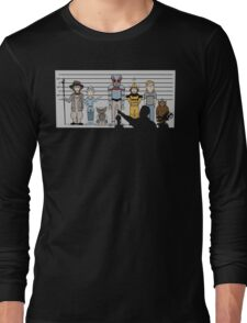 The Unusual Suspects Long Sleeve T-Shirt