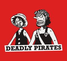 Deadly Pirates by soundfighter