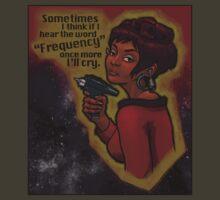 Uhura by K. Ray
