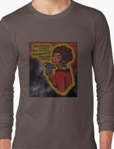 Uhura Long Sleeve T-Shirt