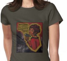 Uhura Womens Fitted T-Shirt