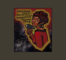 Uhura Womens Fitted T-Shirt