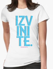 IZVINITE Womens Fitted T-Shirt