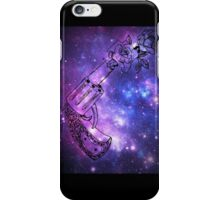 space guns and roses iPhone Case/Skin