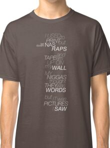 Let Nas Down Classic T-Shirt
