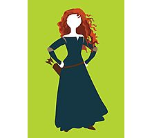 Princess Merida from Brave Disney Photographic Print