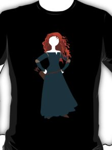 Princess Merida from Brave Disney T-Shirt