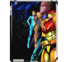 Split Samus iPad Case/Skin