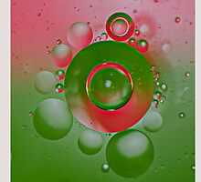 Double Bubble 2  by Nicole  Markmann Nelson