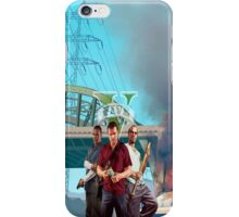 Michael, Franklin, & Trevor iPhone Case/Skin