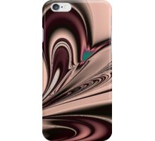Fractal- Chocolate iPhone Case/Skin