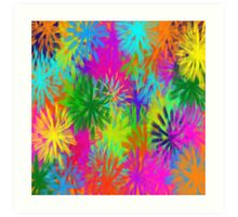 Psychedelic Art Print
