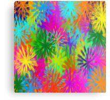 Psychedelic Metal Print