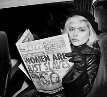Blondie - Women are just slaves by welovevintage