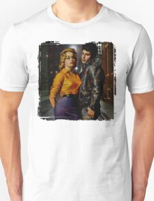 Teenage Angst Street Scene T-Shirt