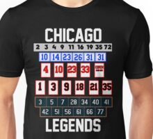 Chicago Legends Unisex T-Shirt