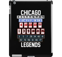 Chicago Legends iPad Case/Skin