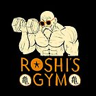 roshi's gym by louros