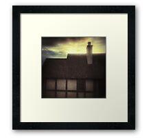 The Home of Sir Arthur Conan Doyle Framed Print